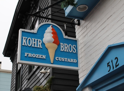 Kohn Bros. Frozen Custard