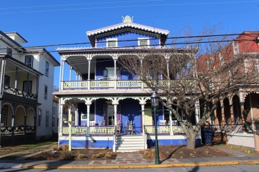 Victorian home, Cape May