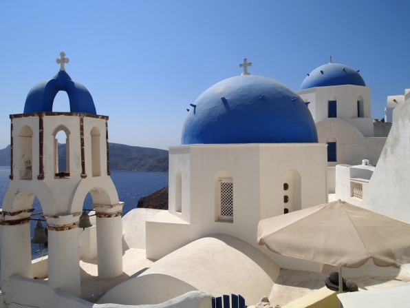 Santorini, Greece 2012