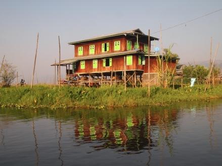 Inle Lake, Myanmar 2015