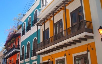 San Juan, Puerto Rico 2015