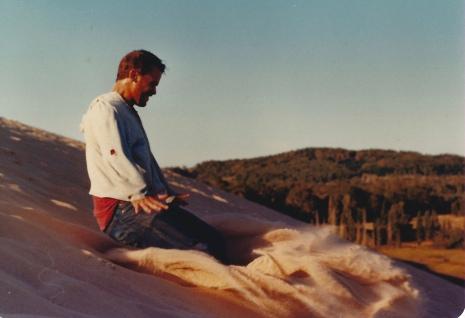 Sleeping Bear National Dunes (Michigan) 9/23/79