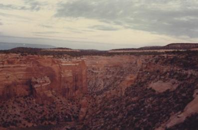 Colorado National Monument 10/6/79