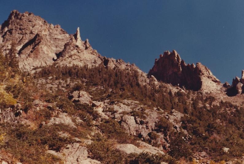 Rocky Mountain National Park 10/4/79