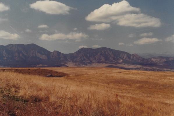 Colorado Rocky Mountains 10/3/79