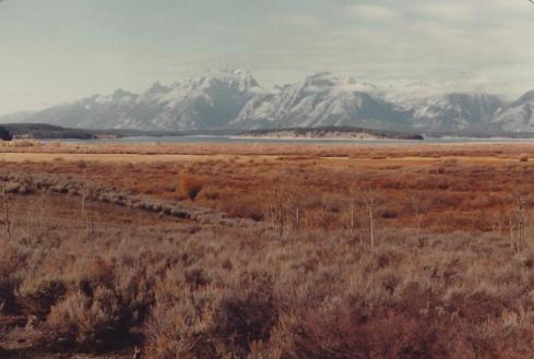 Grand Tetons 10/8/79