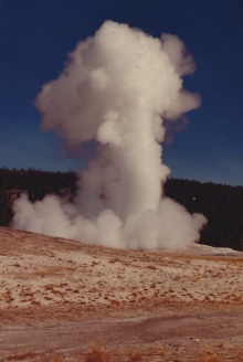 Old Faithful 10/9/79