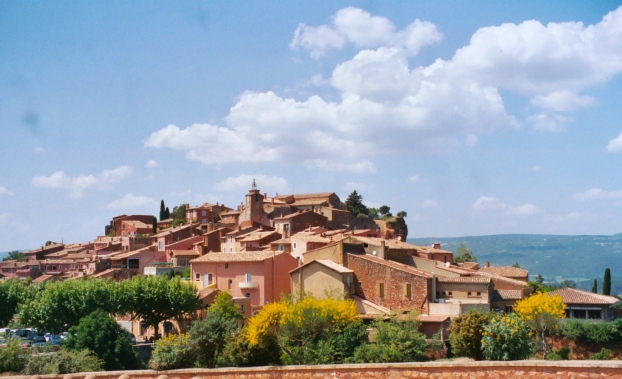 Rousillon, France 2003