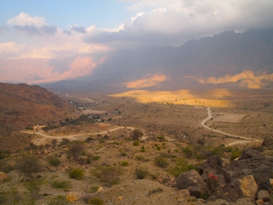 Wadi Mistal, Oman 2012