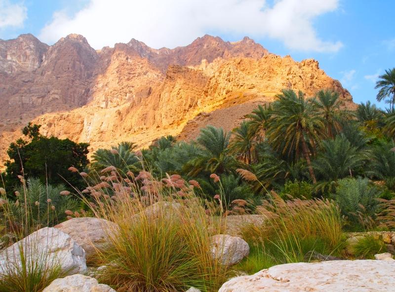 Wadi Tiwi, Oman 2011