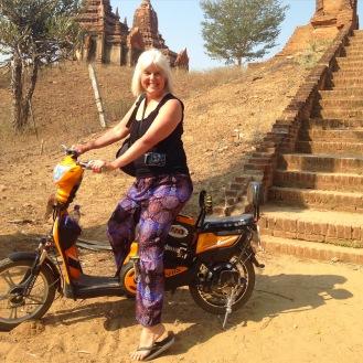 Bagan, Myanmar 2015