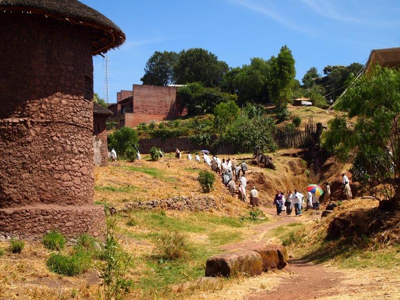 Lalibela, Ethiopia 2012