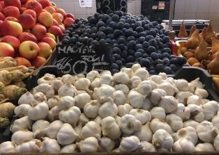 produce at Great Market Hall