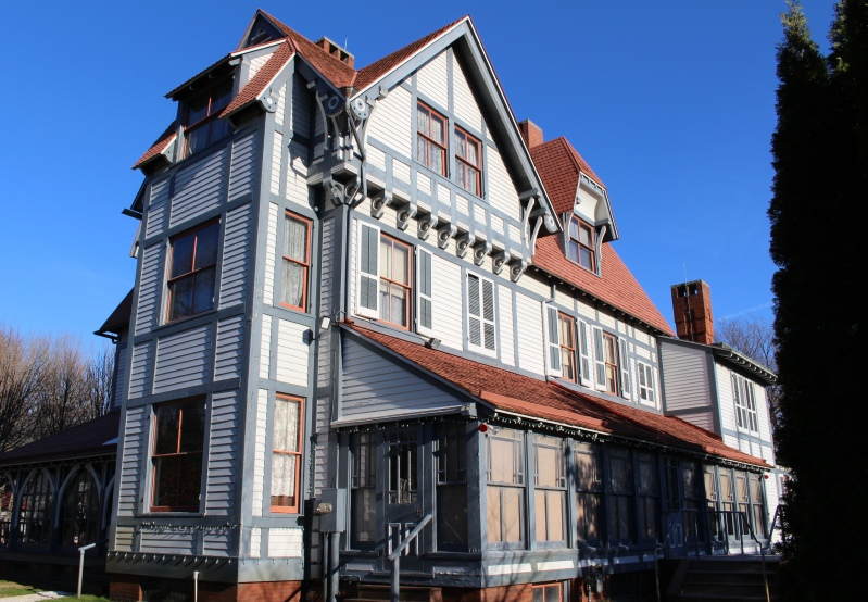 Emlen Physick Mansion