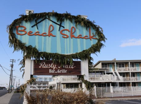 Vintage sign - Cape May, NJ