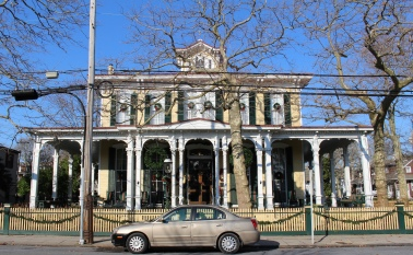 Victorian home in Cape May