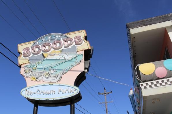 Vintage signs - Wildwood, NJ