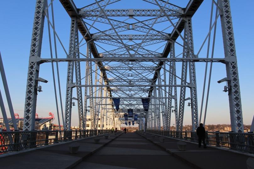 John Seigenthaler Pedestrian Bridge
