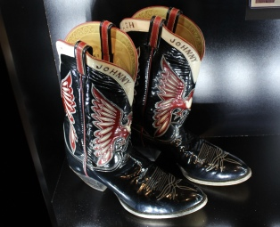 Johnny's boots