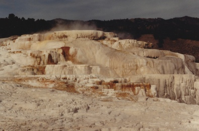 Mammoth Hot Springs, 10/10/79