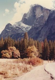 Half Dome, Yosemite 11/4/79