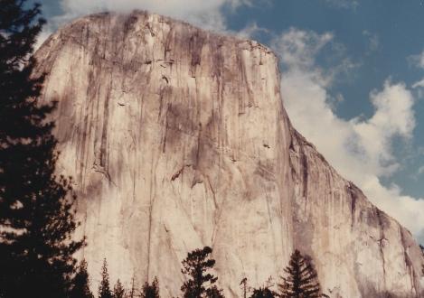 El Capitan, Yosemite 10/30/79