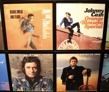 Cash album covers