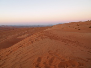 Sharqiya Sands, oman
