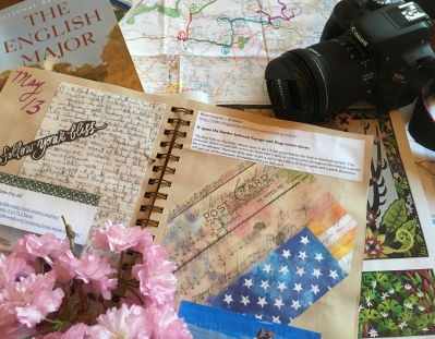 Four Corners journal