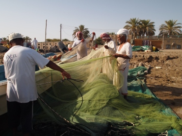 Fishermen - Al Musanaah, Oman
