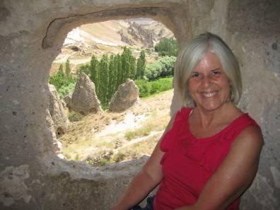 me in Cappadocia