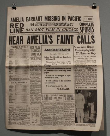 Hear Amelia's Faint Calls