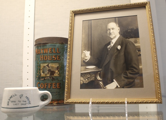 Maxwell House Coffee and the Cheek family