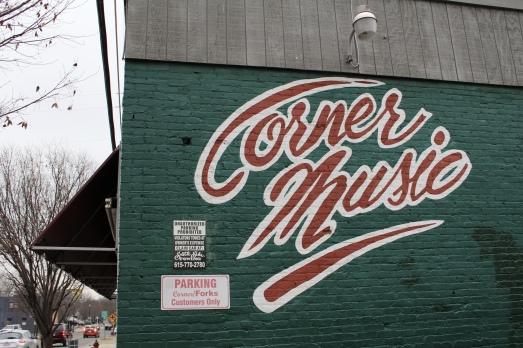 Corner Music