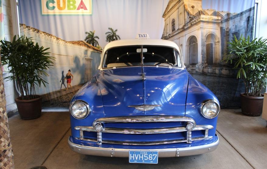 Cuba exhibit
