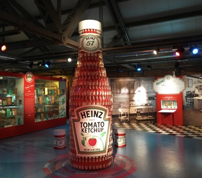 The Heinz exhibition