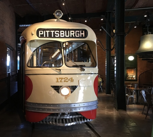 Pittsburgh streetcar
