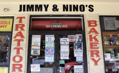 Jimmy & Nino's Trattoria & Bakery