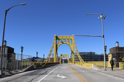 the Andy Warhol Bridge