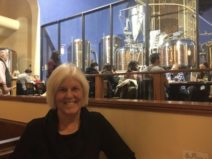 me at Church Brew Works
