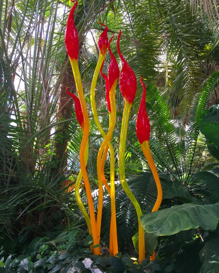 Paintbrushes by Dale Chihuly
