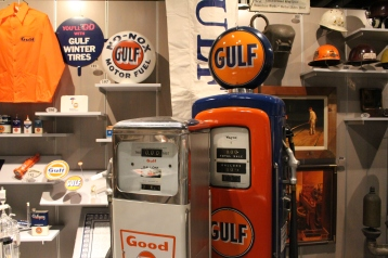 Gulf gas pumps