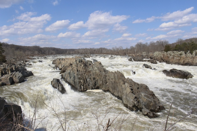 Great Falls, April 8, 2018