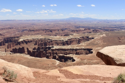 Canyonlands - Grand View Overlook