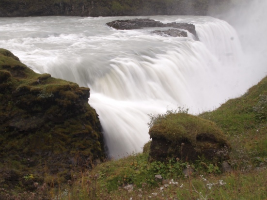 Gullfoss in Iceland's Golden Circle