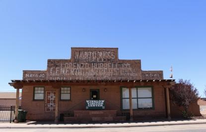 Winslow Visitor Center