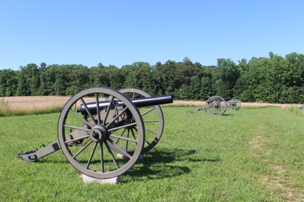 Manassas National Battlefirst - Second Manassas Trail