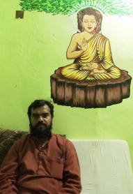 our Varanasi guru