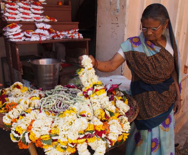 vendor in Varanasi