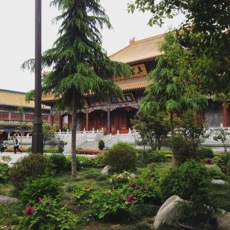 Garden in Xian